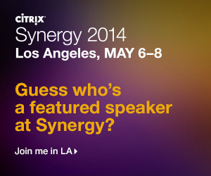 Citrix Synergy 2014
