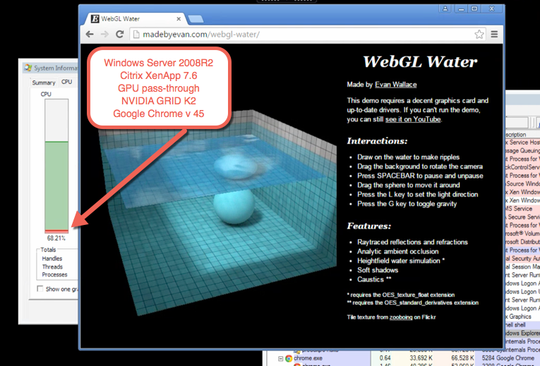Google Chrome 45 x Blocks GPU Acceleration for WebGL