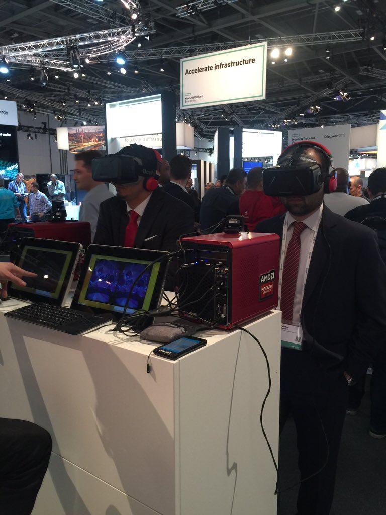 HPdiscoverLondon2015-VR
