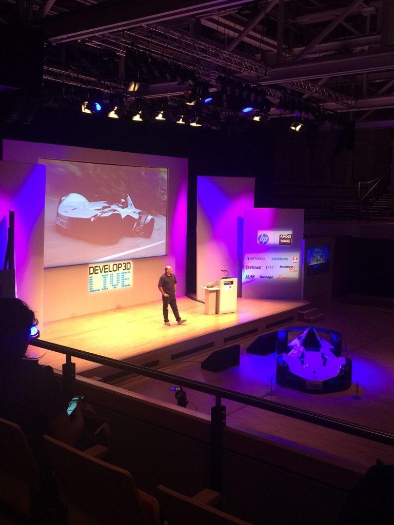 Carl Bass CEO Autodesk