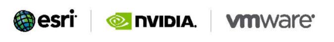 esri-nvidia-vmware